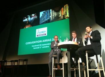 Agenda : une convention sous le signe de la diversification