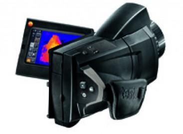Testo : une caméra thermique dotée d'un détecteur « 640×480 »