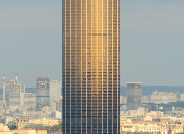 Tour Montparnasse : 3 800 mesures d'air en un an