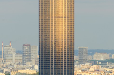 Tour Montparnasse : 3 800 mesures d'air en un an