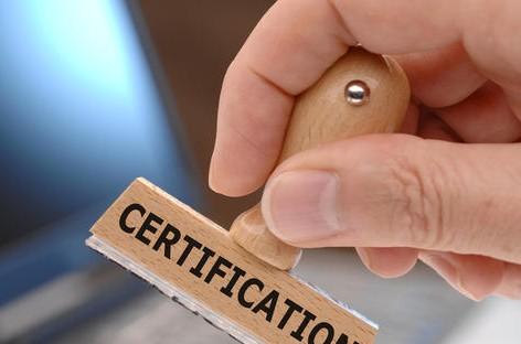Les certifications arrivées à échéance sont prorogées jusqu'au 23 septembre 2020