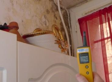 L'Anses préconise un contrôle de la ventilation pour lutter contre les moisissures
