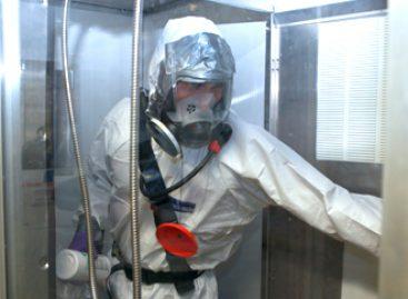 Amiante : expérimentation d'une alternative à la décontamination à l'eau