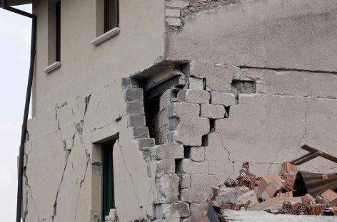 Le risque séisme pourrait coûter jusqu'à 8,5 milliards d'euros en France