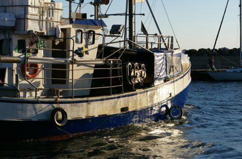 La norme repérage à bord des navires en enquête publique jusqu'au 31 août