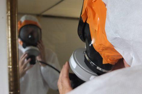 Veiller à l'étanchéité des masques, les bonnes pratiques selon l'INRS