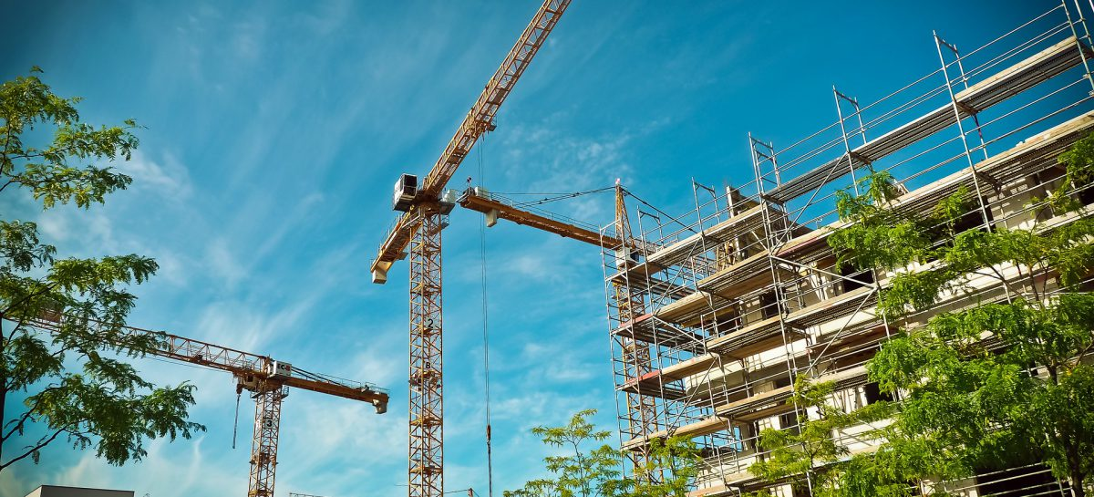 Construction neuve : la reprise s'accélère