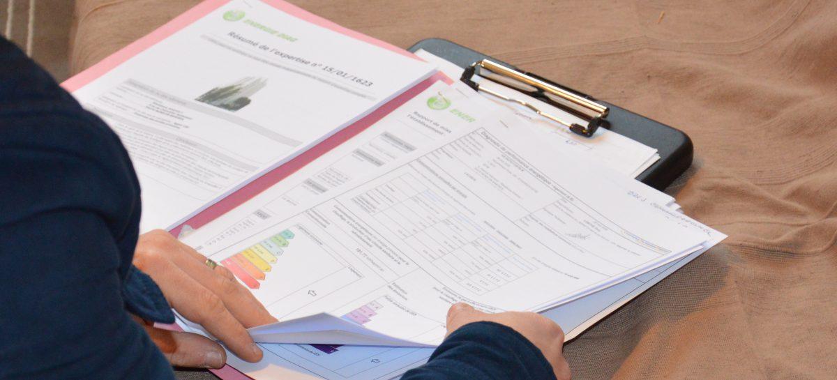 DPE: une députée s'interroge sur la possibilité pour le vendeur de choisir la méthode de calcul