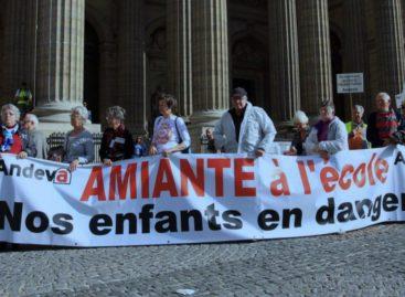 Amiante à l'école: 13 associations interpellent le ministre de l'Education nationale