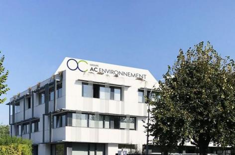 AC Environnement sur le point de racheter un réseau de franchise