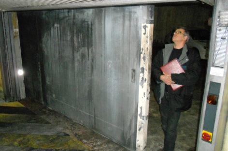 Comprendre l'amiante dans les portes coupe-feu