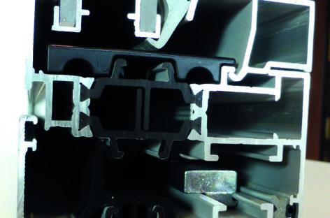 Identifier les menuiseries à rupture de pont thermique