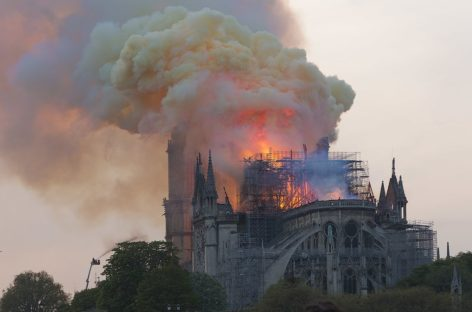 Avec ou sans Notre-Dame, Paris pollué au plomb