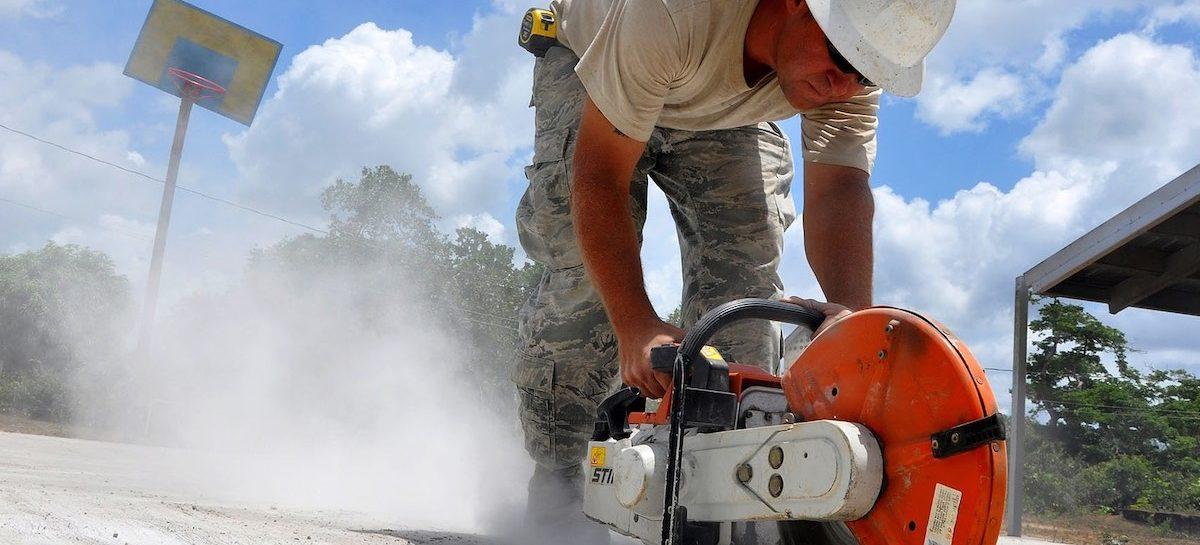 La poussière de silice cristalline désormais classée comme cancérogène
