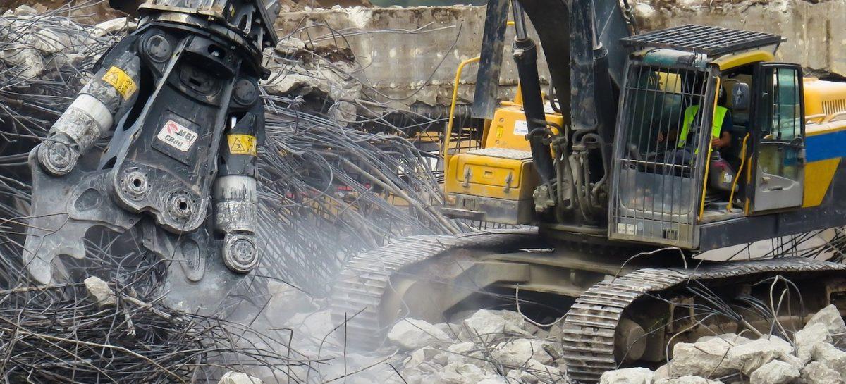 Le projet de loi anti-gaspillage veut élargir le diagnostic déchets aux opérations de réhabilitation