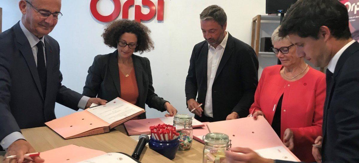"""Orpi et l'État signent un nouveau """"green deal"""" en faveur de la rénovation énergétique"""