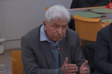 """Lubrizol: un toxicologue évoque """"une pluie de poussière d'amiante"""""""