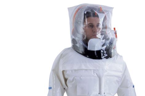 Amiante: l'expérimentation des heaumes ventilés est prolongée