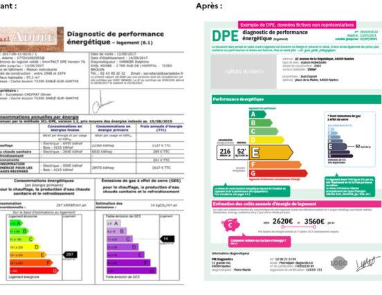 À quoi ressemblera le futur rapport du DPE?