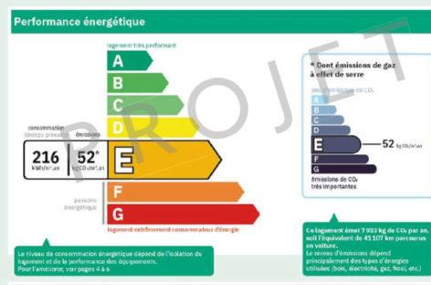 Étiquette DPE: le choix de l'énergie primaire ne satisfait pas tout le monde